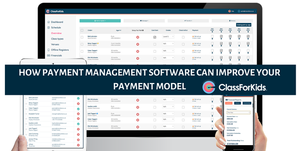 How Payment Management Software Can Improve Your Payment Model