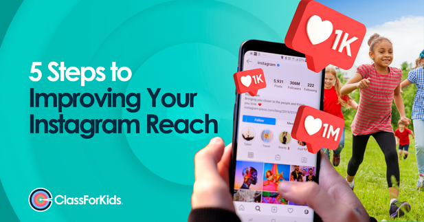 5 Steps to Improving Your Instagram Reach