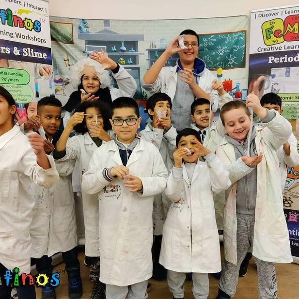 Femtinos-STEM-class