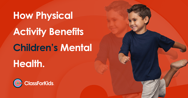 How Physical Activity Benefits Children's Mental Health